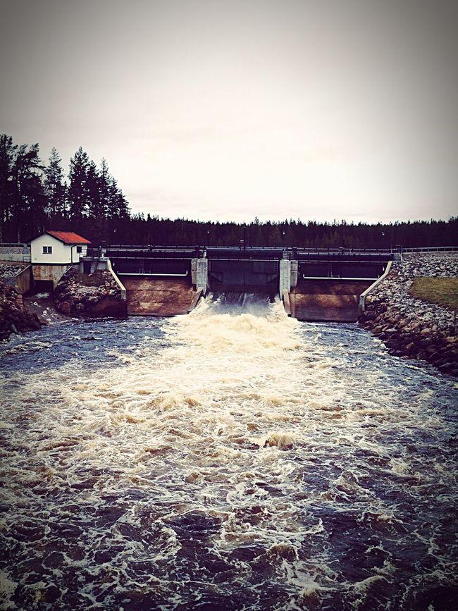 Rapids....