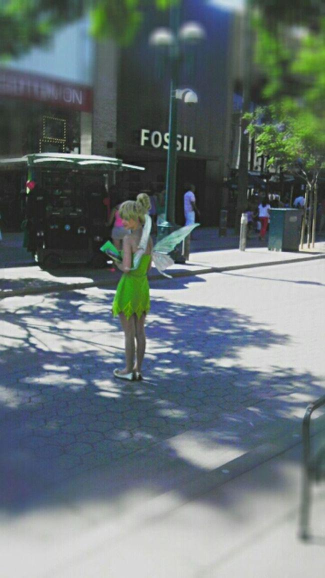 Tinker Bell ?
