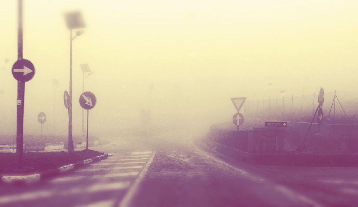 Quovadis Transportation No People Land Vehicle Nature Day Fog Indoors  Lucania Basilicata