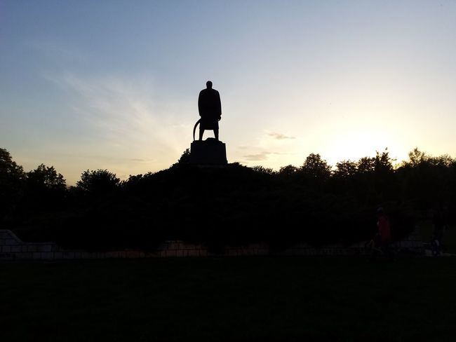 Karadjordjev Park Vracar Belgrade