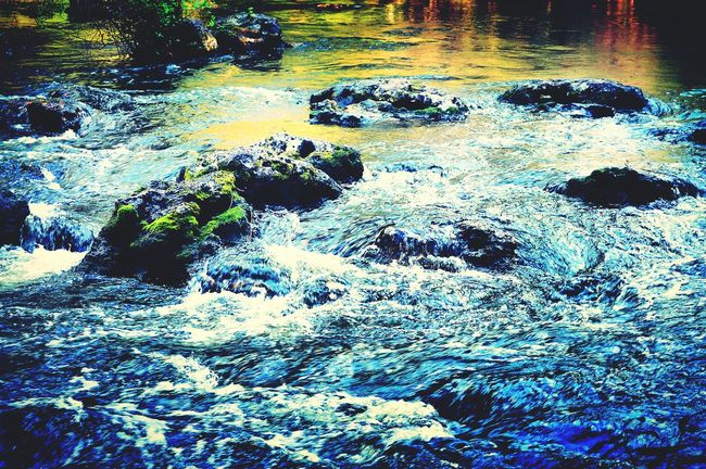 Beautiful day today..... Perfect for a hike. River Landscape Nature Hiking Adventure Exploring Rocks