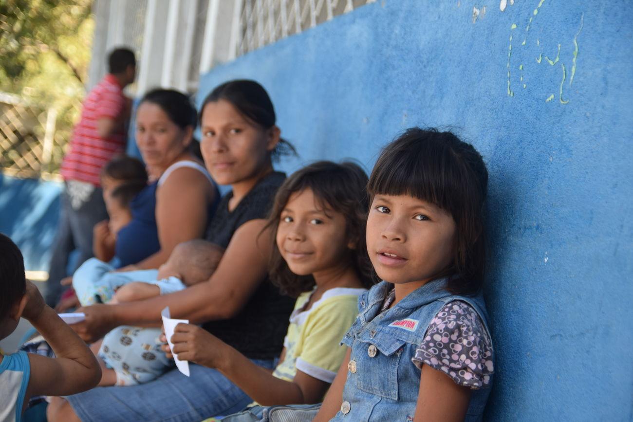 Kids Nicaraguense