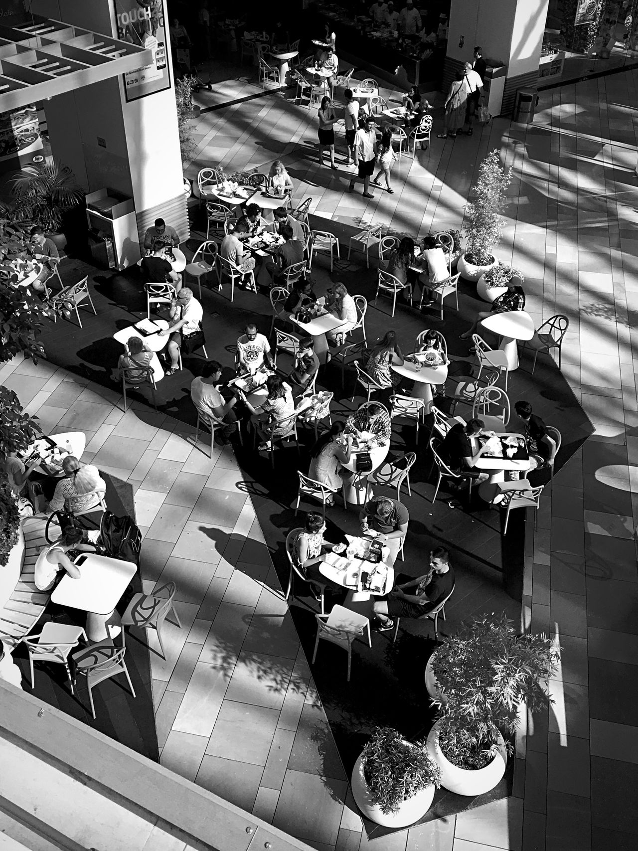 Bw series 010 Blackandwhite Crowd Vscocam Shootermag AMPt - Street Photography VSCO IPhoneography Black And White Monochrome Black & White