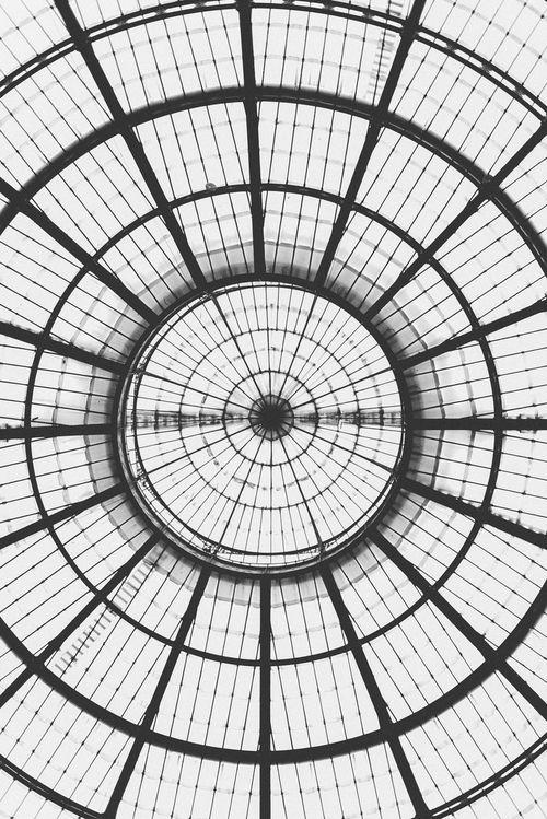 Italy Milano Architecture Architecture_bw Dome Blackandwhite Photography Bnw Lines Piazza Del Duomo