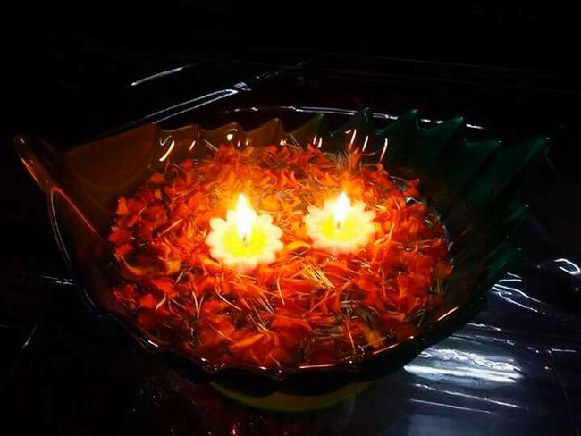 Learn & Shoot: Single Light Source Still Life Candlelight Diwali Lights