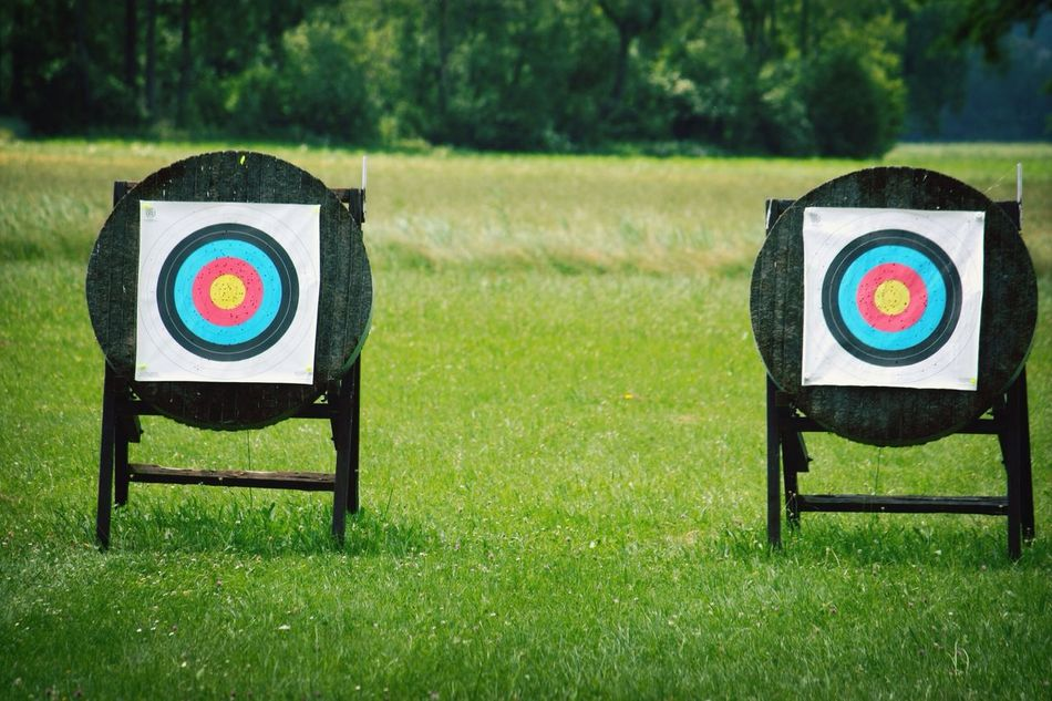 Beautiful stock photos of target, Archery, Archery Target, Circle, Day