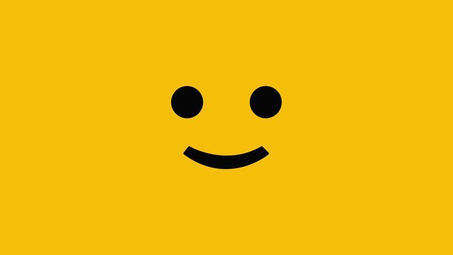 Smile ✌ Yellow !!
