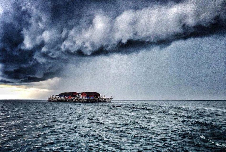 Clouds Before Rain Rush Hour Raining Day WeatherPro: Your Perfect Weather Shot