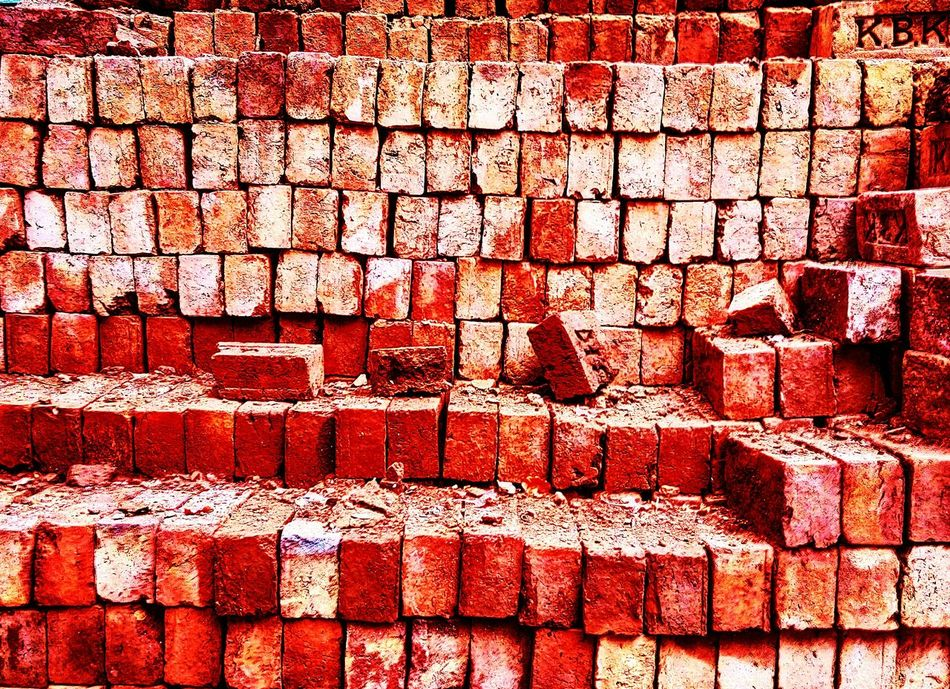 Red Full Frame No People Multi Colored Close-up Indoors  Day Sticky Redbricks Streetphotographer My Backgrounds Streetphotography