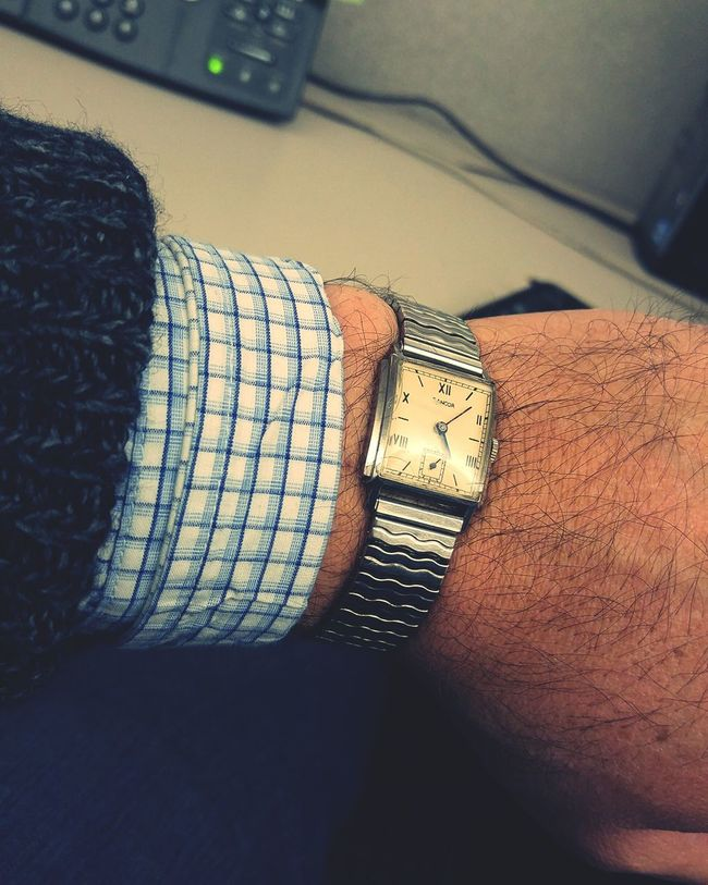 Watches Vintage Bancor Classic Old Collection Picture Of The Day