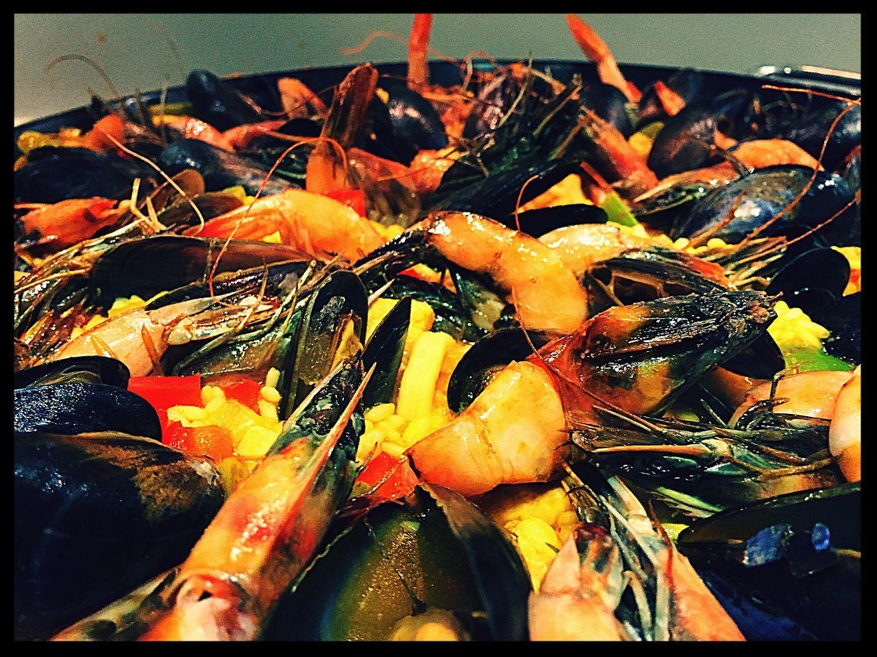 Food Preparation Paiella Seafood Freshness Cooking