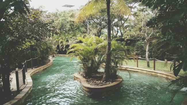 Water Park Swimming Swim Swimming Pool Lazy River Waterboom Jakarta
