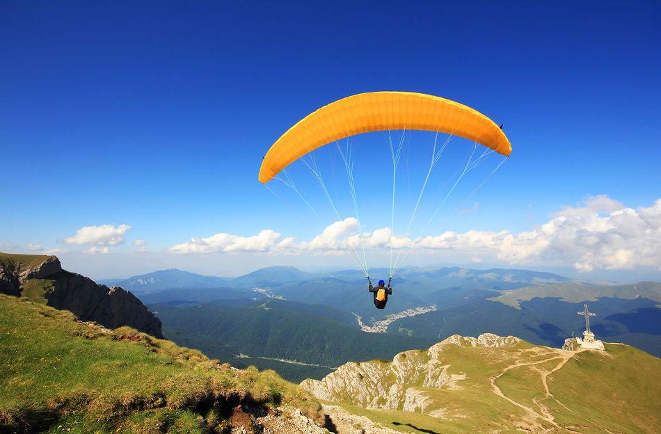 Beautiful stock photos of cross,  Adventure,  Blue,  Breaking New Ground,  Bucegi - Romania