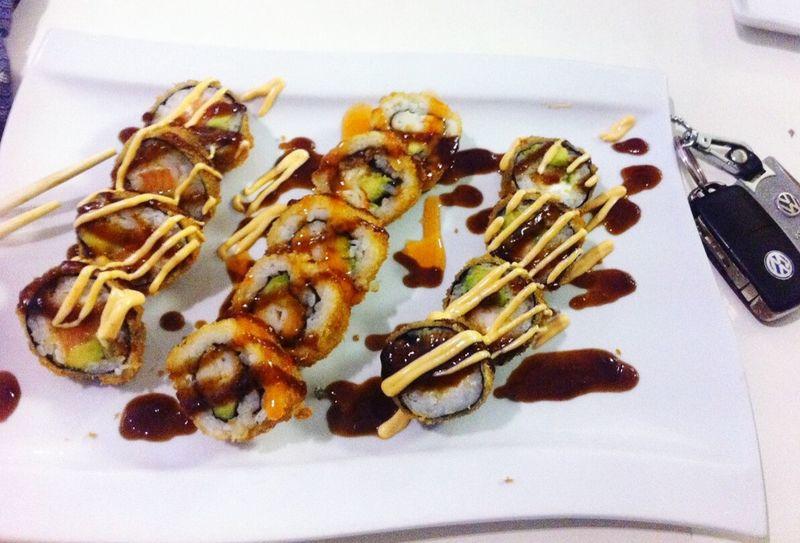 What's For Dinner? Sushi Sushi Time Sushi Love Rabat Agdal Rabat Morocco