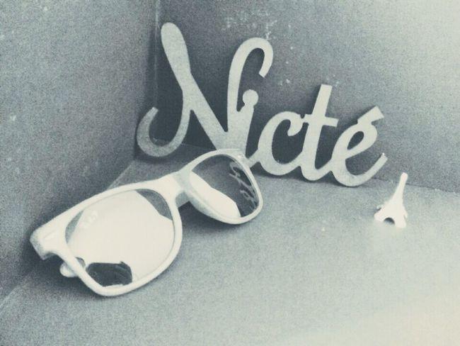 Sunglasses ✌👌 My Name Is... Paris Blackandwhite