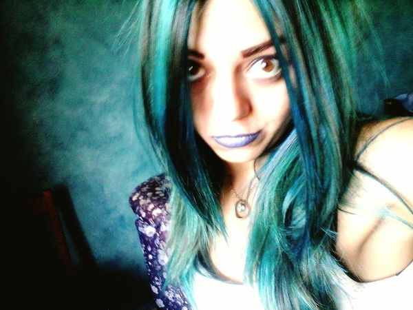 Bluhair Bluelife Bluegirl Bluelife Renegade