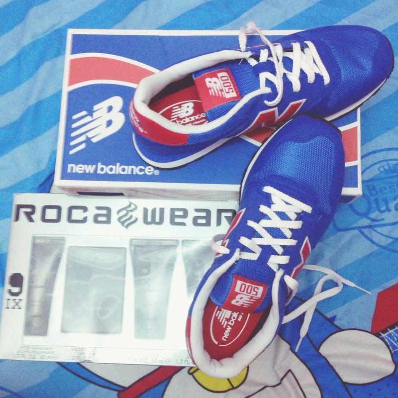 NewBalance Sneakers Runningshoes Vietnamese Rocawear Like
