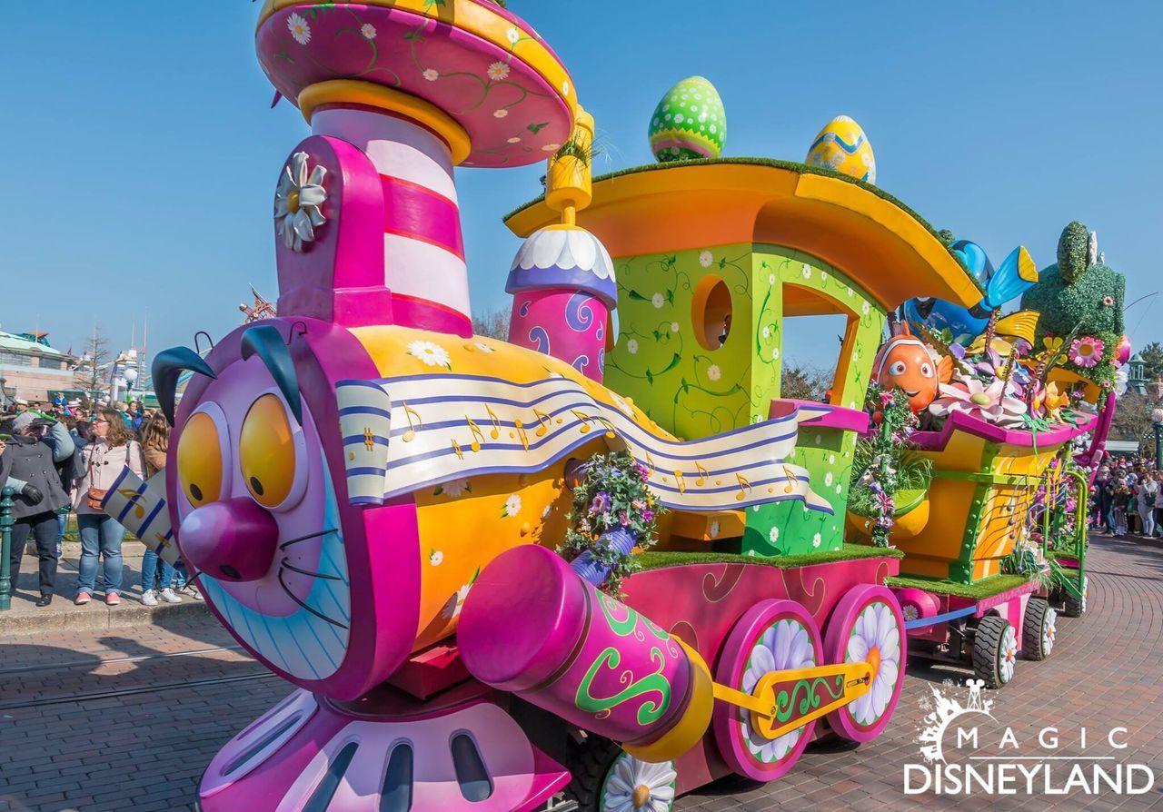 Amusement Park Multi Colored Disneyland Pink Color HDR Disneyland Paris Waltdisney Hdrphotography Disneyland Resort Paris Disney