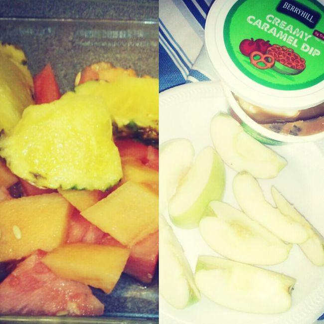 Munchies Yummy! Fruits Caramel Apples
