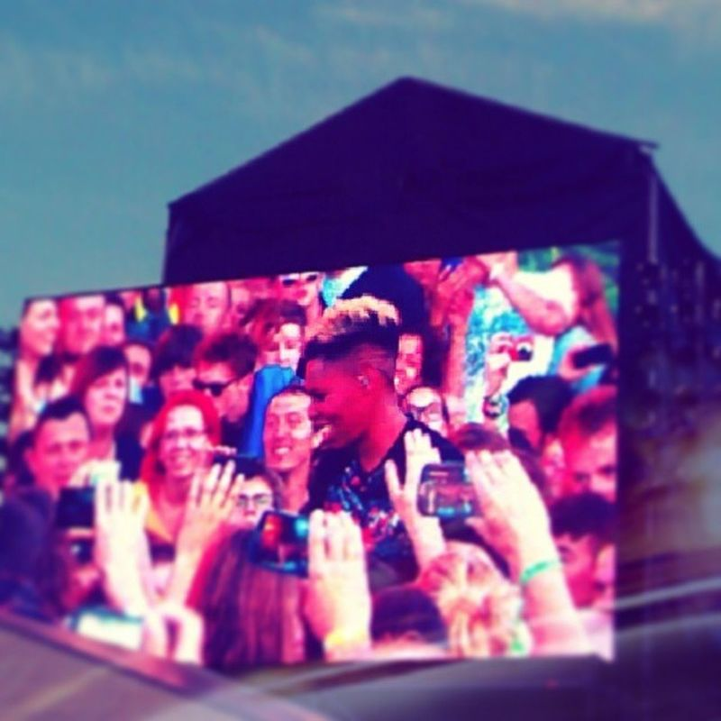 Skunkanansie  it was fantastic! Thank you very much, guys! U was amazing! Opener13 Heinekenopenerfestival Heinekenopener music