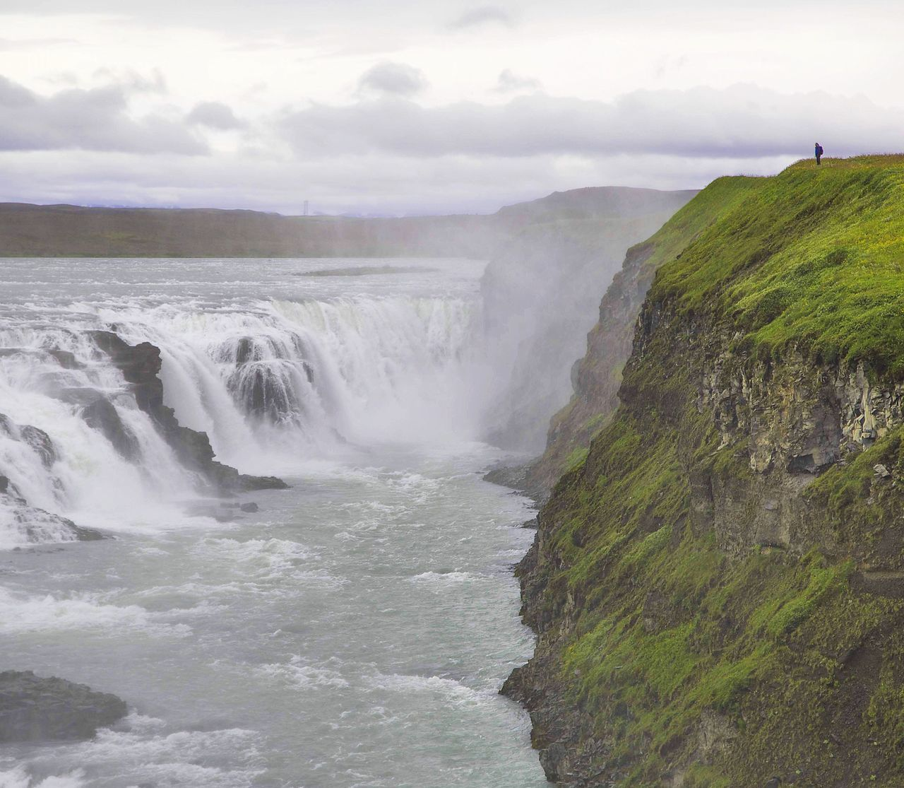 Beautiful stock photos of iceland, At The Edge Of, Beauty In Nature, Cliff, Cloud - Sky