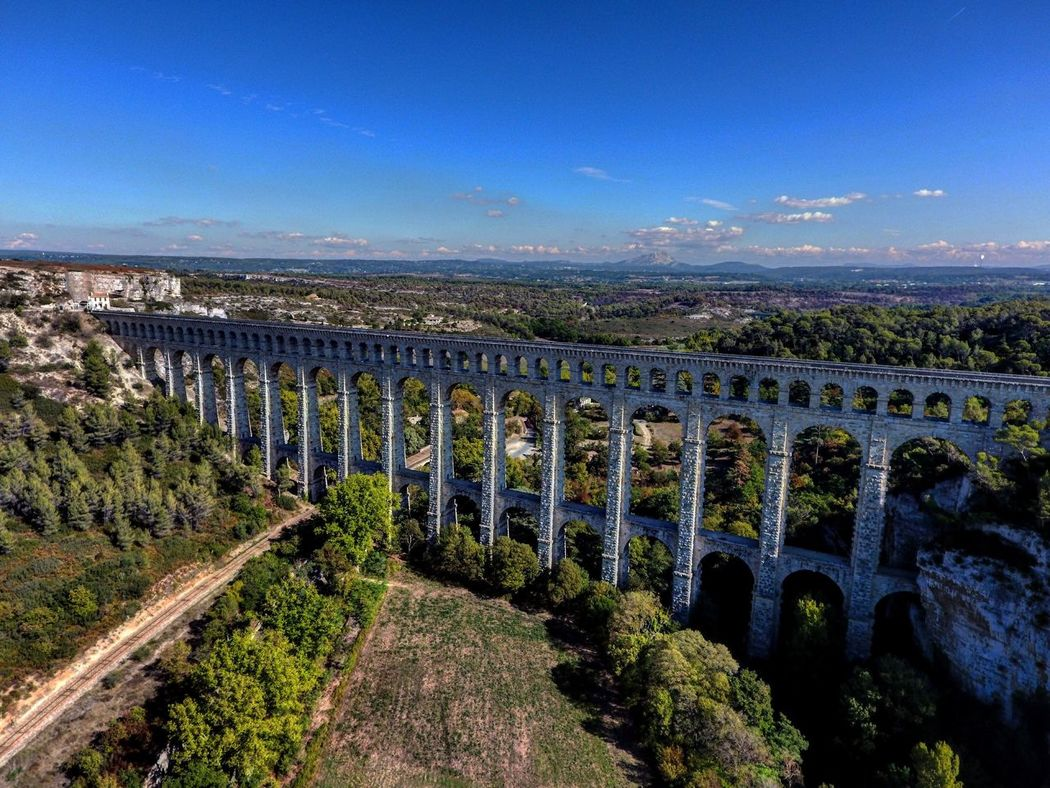 Aerial Photography Architecture Arch History Bridge Built Structure Old Ruin Sky Arch Bridge DJI Phantom 4 A Bird's Eye View Beauty In Nature Bridge - Man Made Structure Dji Landscape Aqueduct The Great Outdoors - 2017 EyeEm Awards