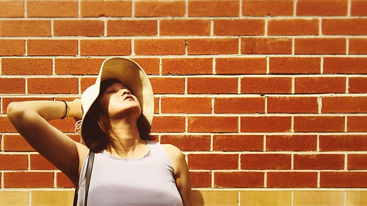 Self Portrait Experiment | Portrait Of A Woman Uniqueness
