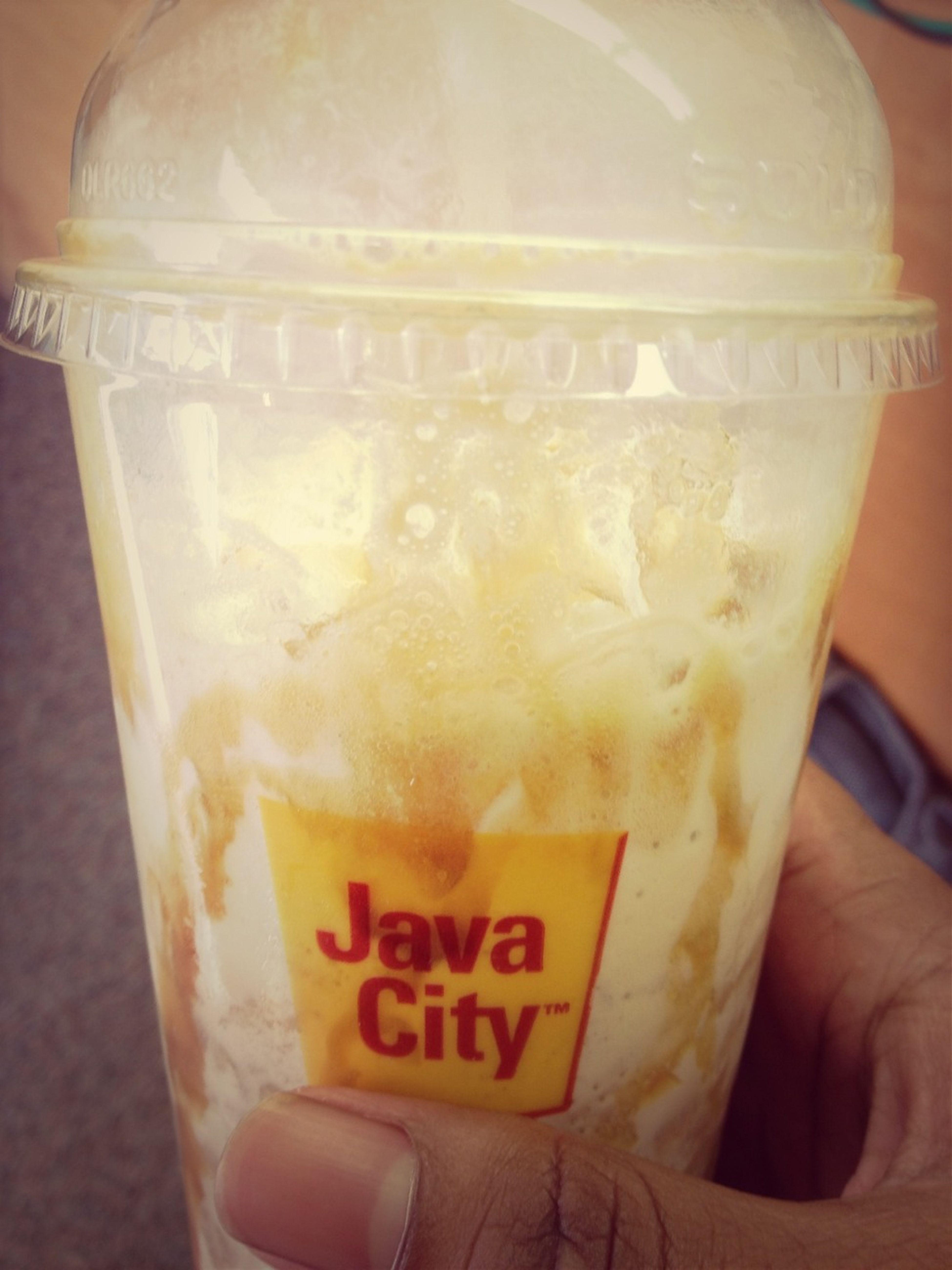 Caramel Javalanche