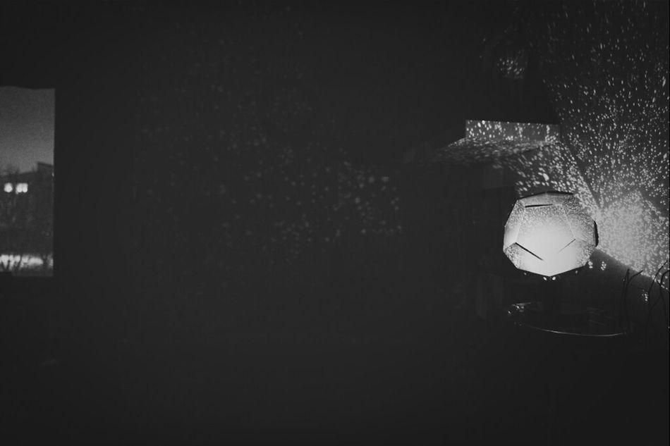Night Blackandwhite Lamp Stars Eye4photography  Astro Star Lamp Projector