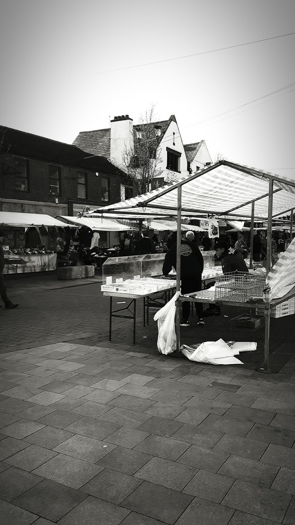 Market Traders Ormskirk Market. Market Stalls Famous Tourist Attractions EyeEm Best Shots - Black + White Classic Traders Town.