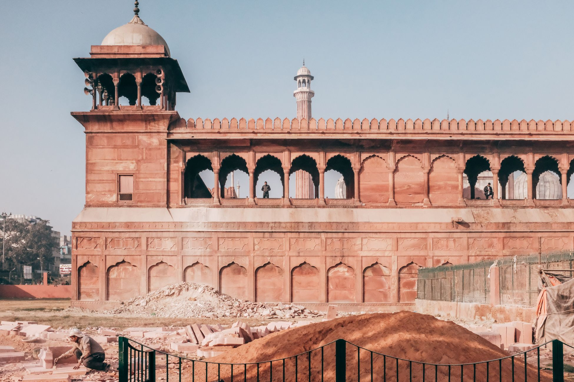 Jama Masjid. Old Delhi. India. 2016. Architecture Building Exterior Travel Destinations Place Of Worship Outdoors First Eyeem Photo Finding New Frontiers