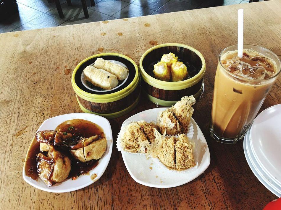 Breakfast Dimsum Tianyuan Palace