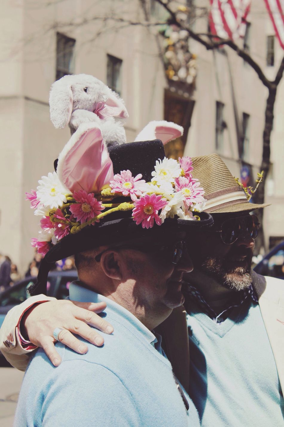 Easter Ready Crazy Hats Easter Sunday Easter NYC Nyc Easter Parade Parade Easter Parade Easter Pictures Outfit Rabbit Flowers Bunny 🐰
