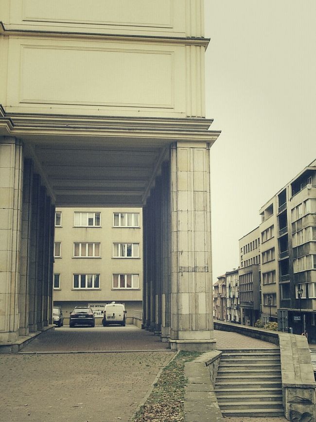 lined up. katowice, poland. october 2o13. Eye4photography  Architecture Streetphotography Urban Landscape