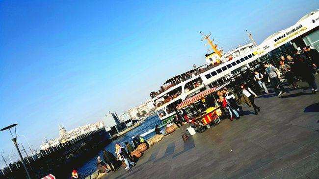 Eminönü/ İstanbul City Life Tourism