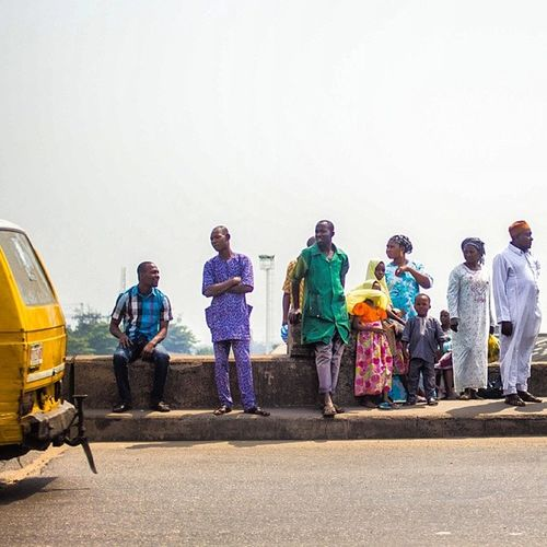 I am hoping this Fuelscarcity in Lagos gets over by today. Nigeria Lagosnigeria Africa streetphotography snapitoga