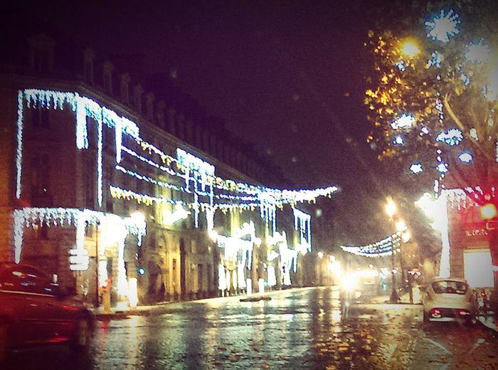 Streets of Paris 👌 Streets Night Rain Paris ❤