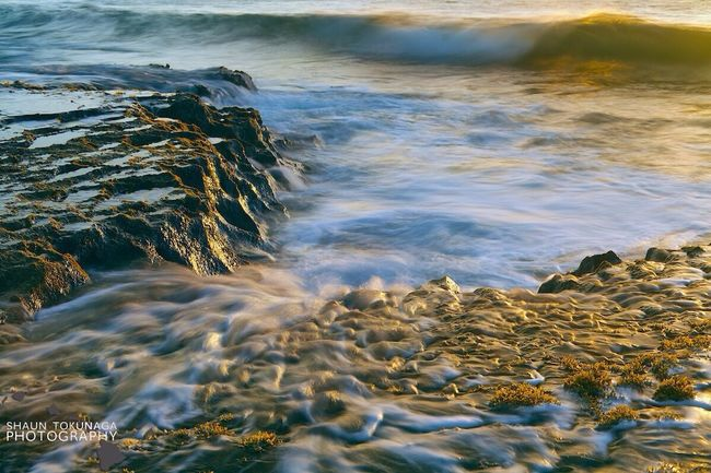 Under The Tide Sunset Water_collection Landscape_Collection EyeEm Best Shots