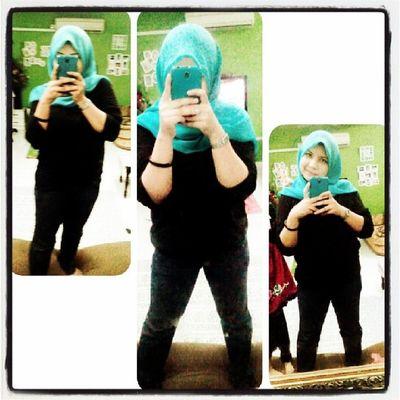 Selpieee depan cermin. Wohooo ;)