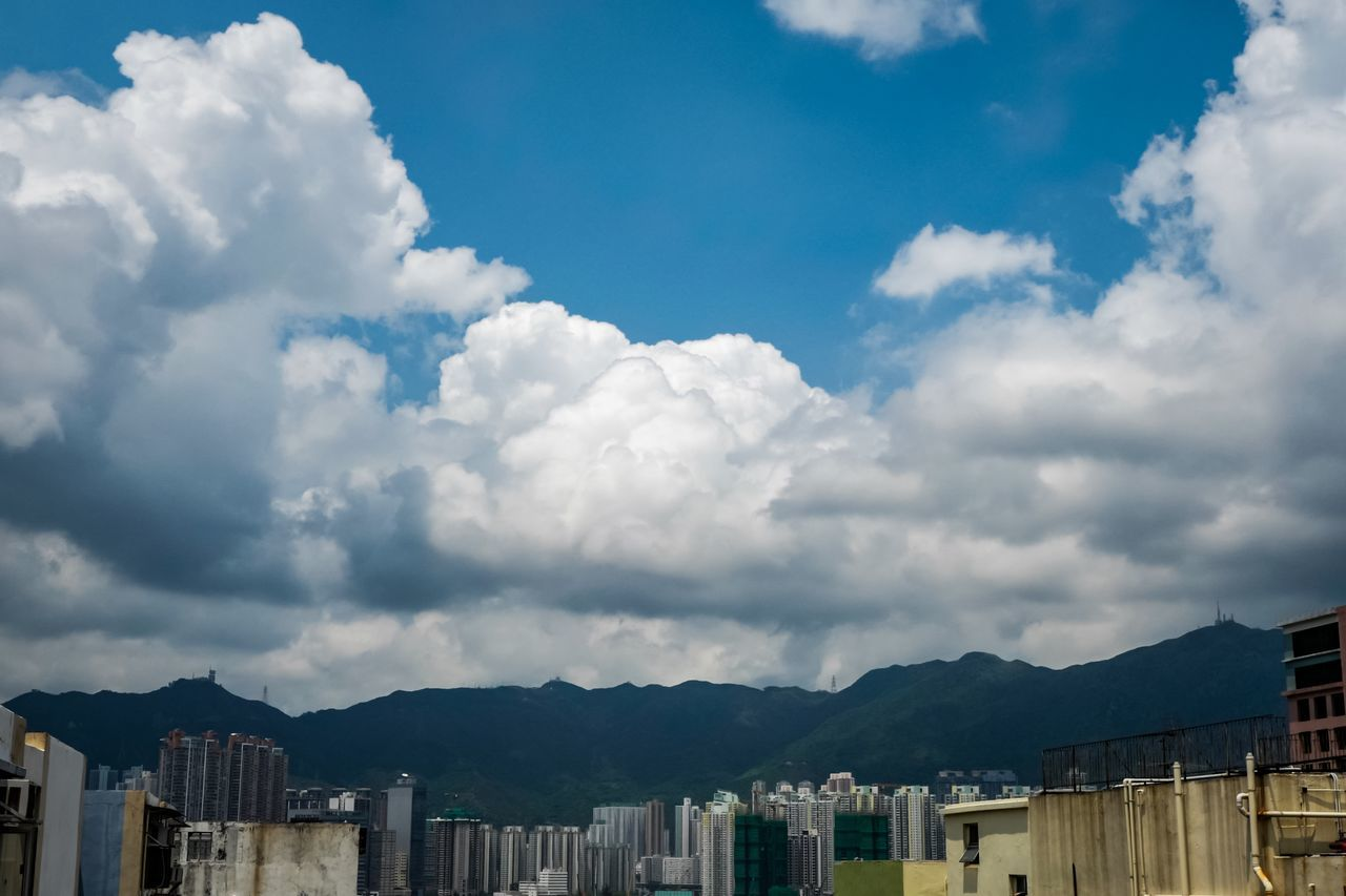 summer clouds HongKong Discoverhongkong 香港 Leicaq EyeEm Masterclass EyeEm Gallery Cityscapes Landscape Skyline Walking Around Up Close Street Photography EyeEm Best Edits From My Point Of View EyeEm Best Shots Hello World Our Best Pics Awesome Traveling My Favorite Photo The Architect - 2016 EyeEm Awards Beautiful Cloudy Afternoon Everybodystreet