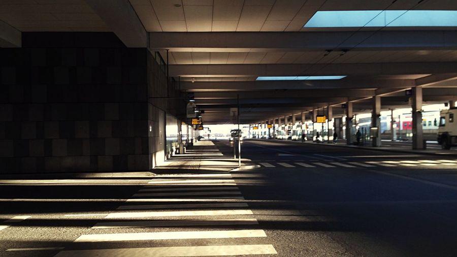 Public Transportation Urban Geometry