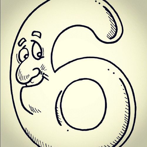 Day 23 ; favorite number ; 6 6 Favoritenumberr Number6 Canihaveyonumbahhhh numbahhhs lol imlame kbye