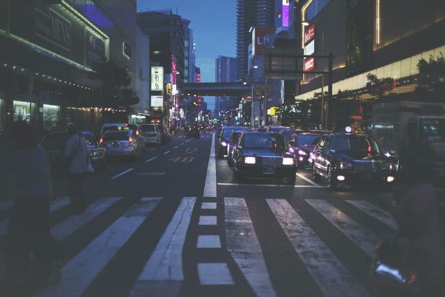 Streetphotography Crosswalk Cityscapes