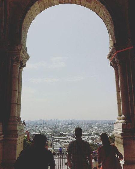 The view | Paris Travel Paris Sacrecoeur