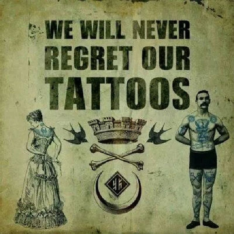 Tattoos Ink Inkaddiction TattooLove Damned Straight <3