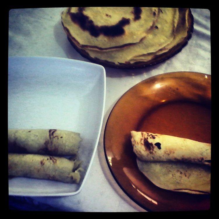Almoço Panqueca Deelicia