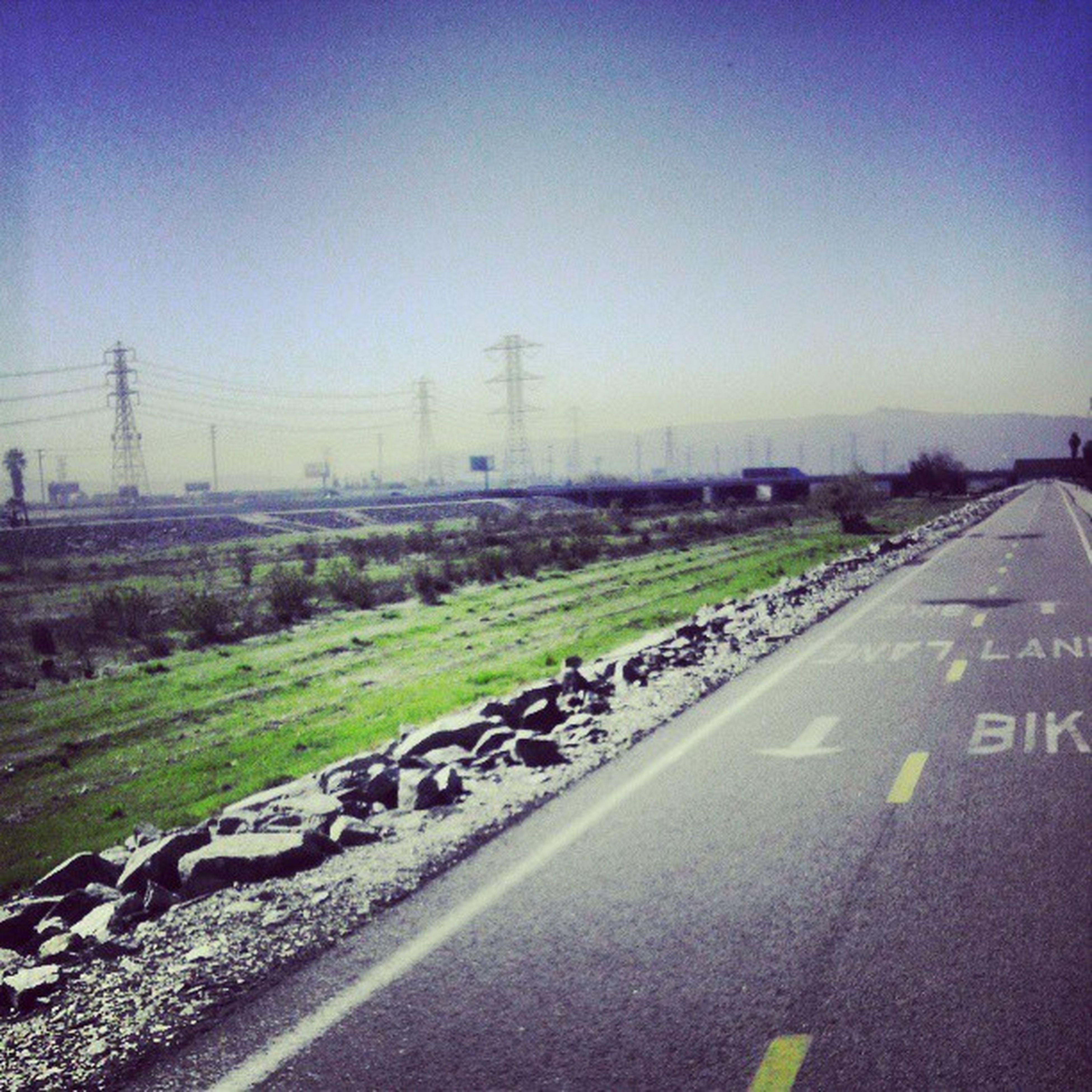 Isn't a good day to be biking it everywhere?? I think yes!! :D BikeTrail Sunnydaysarealwaysgoodtobebikingit GoingToSchool