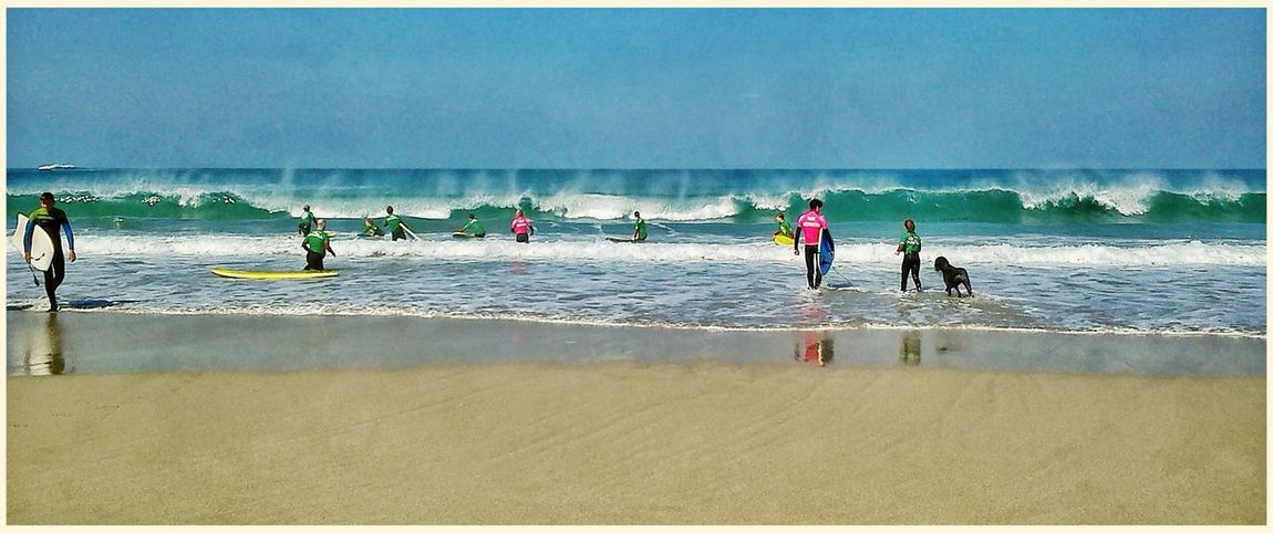 Beach Snapseed Panorama Surfing Live For The Story