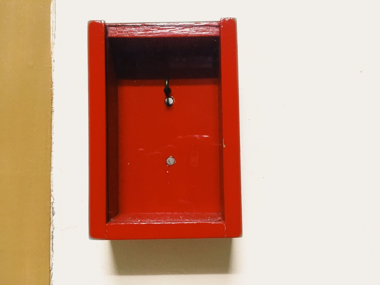 red, safety, security, door, protection, no people, day, public mailbox, close-up, fire alarm, built structure, outdoors