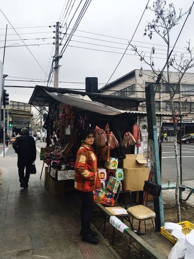 Kiosco  Shopping Large Group Of Objects Santiago De Chile Taking Photo Eyeemphoto! Capture The Moment Street Market Retail  Ontheway Streetphotography